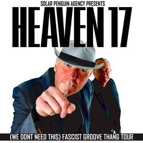 Bild: HEAVEN 17 - Support: Plexiphones & microClocks