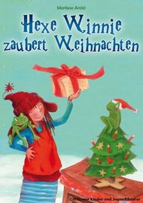 Bild: Hexe Winnie zaubert Weihnachten - Kinder- Jugendtheater