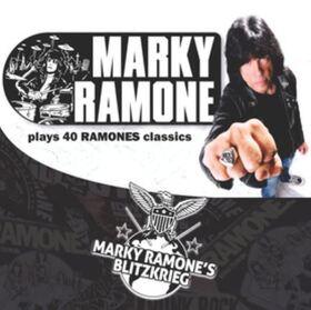 Bild: MARKY RAMONE - Playes 40 Ramones Classics