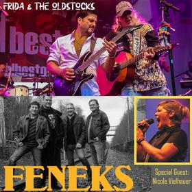 Bild: Drive-in LIVE | Feneks + Frieda & the Oldstocks