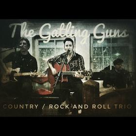 Bild: Drive-in LIVE | The Gatling Guns