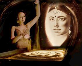 Bild: Queen of Sand* - In 80 Bildern um die Welt