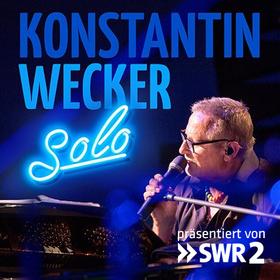 Bild: Konstantin Wecker SOLO - LIVE! präsentiert von SWR2