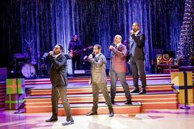 Bild: Motown goes Christmas* - Musikrevue mit Liveband