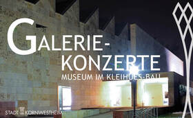 Bild: Galeriekonzerte 2021 - 2. Galeriekonzert: Cello und Klavier