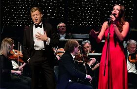 Hollywood meets Broadway* - Filmmusik- und Musical-Gala