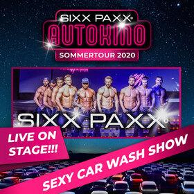 Bild: SIXX PAXX – Autokino Sommertour 2020