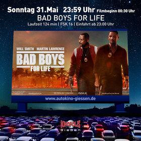 Bild: Snack Voucher - Bad Boys for Life