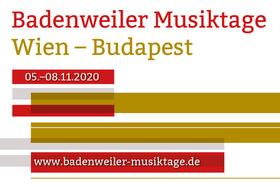 Bild: Badenweiler Musiktage Herbst 2020 - Gesprächskonzert