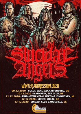 Bild: Suicidal Angels - Winter Aggression 2020