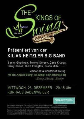 Bild: Kilian Heitzler Big Band - Kings of Swing