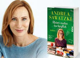 Andrea Sawatzki: Andere machen das beruflich