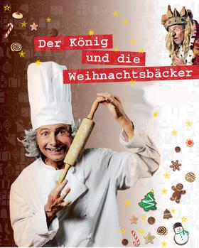 Bild: Kindertheater - Der König und die Weihnachtsbäcker