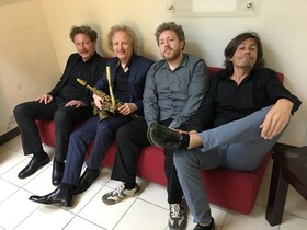Bild: Hemingway Lounge präsentiert: New Peter Lehel Quartet - Spherical Blues Jazz Night