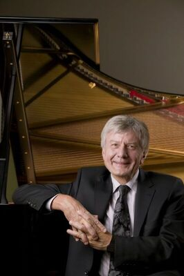 Bild: Klavierrezital  Peter Rösel - Sommerträume in der Villa Teresa