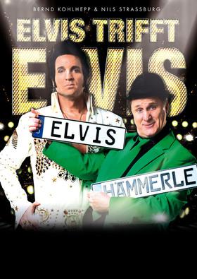 Bild: Bernd Kohlhepp und Nils Strassburg - Elvis trifft Elvis - Elvis Celebration 2020 -Open Air