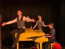 Bild: DAS SANDKORN on tour präsentiert: What a wonderful world? Eine musikalisch-satirische Gala