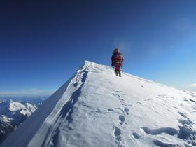 Bild: Gerlinde Kaltenbrunner - Die innere Dimension des Bergsteigens