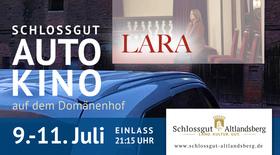 Bild: Lara: Achtung! Autokino wird OPEN AIR KINO