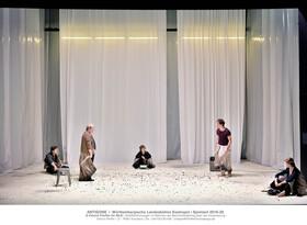 Bild: Der Diener zweier Herren - Komödie von Carlo Goldoni