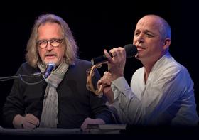 Bild: Harald Martenstein liest & Georg Clementi singt - ZEITkolumnen & Zeitlieder