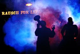 Bild: Trinkerpark - On the road mit glanz&krawall | Theater open air ab 14 Jahren