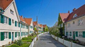 Bild: Die Gartenstadt - Spuren der Kolonialisierung - Führung mit Claudia Dietze und Robert Badura