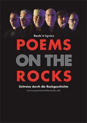 Bild: Poems on the Rocks - Poetische Zeitreise durch die Rockgeschichte