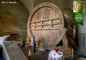 Bild: Entdeckertour zum ältestes Riesenweinfass der Welt