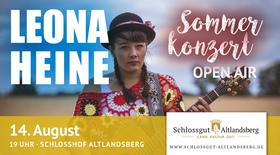 Bild: Leona Heine & Friends - Das Sommerkonzert