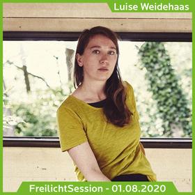 Bild: FreilichtSession mit Luise Weidehaas