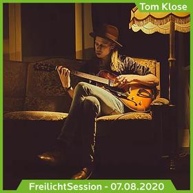 Bild: FreilichtSession mit Tom Klose