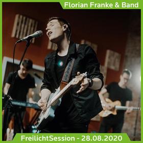 Bild: FreilichtSession mit Florian Franke & Band