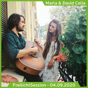 Bild: FreilichtSession mit Marla & David Celia