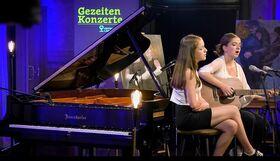 Gezeiten-Stream: Mimi & Josy