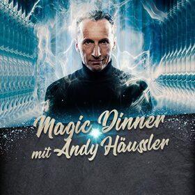 Bild: Magic-Dinner mit Andy Häussler