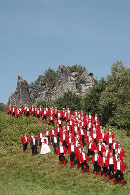 Bild: Bergsteigerchor Kurt Schlosser - (Berg)Lieder mit Abstand