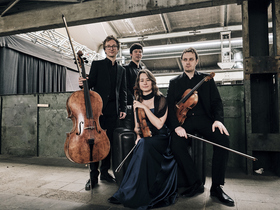 Bild: Eliot Quartett & Nikolaus Friedrich