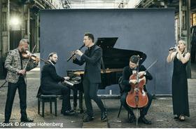 Bild: Langenargener Schlosskonzerte | Crossoverquintett
