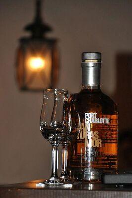 Whiskyseminar Bild 1