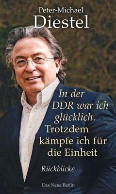 Bild: Lesung Peter-Michael Diestel -