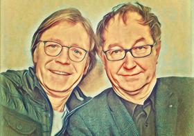 Bild: Jürgen Haase & Peter Kube - 36+36 Gekonnte Missverständnisse