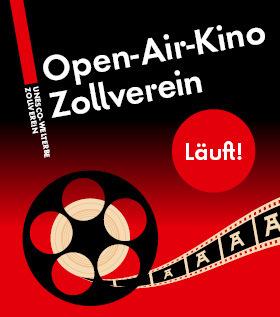 Bild: Open-Air-Kino Zollverein - Besser geht´s nicht (FSK 6)