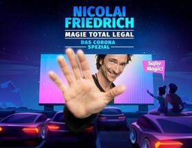 Bild: Nicolai Friedrich - Magie Total Legal