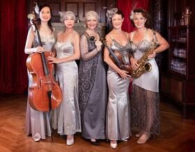 Bild: Da sind sie wieder…. Die 20er - ein Konzert der Dresdner Salon-Damen