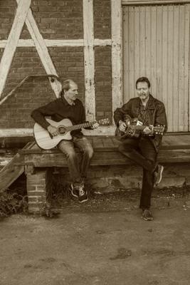 Michael Öli Müller und Peter Schneider