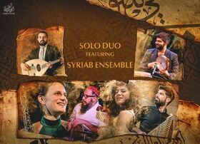 Solo Duo feat. Syriab Ensemble - Kultursommer Region Hannover