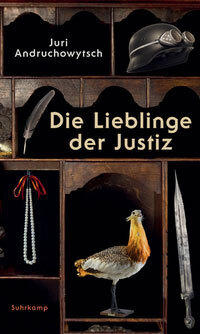 Bild: Ruchlose Lieblinge der Justiz - Juri Andruchowytsch und Schamma Schahadat