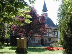 Bild: Der Alte Friedhof