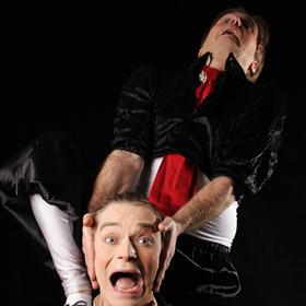Bild: Alex & Joschi -  Scherz mit Herz - Clownerie im Hof für Kinder ab 3 Jahren